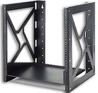 12 Unit Wall Mount Rack