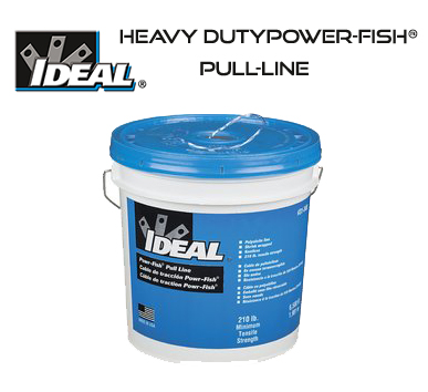 Powr-Fish® Pull String  6,500 feet (bucket)