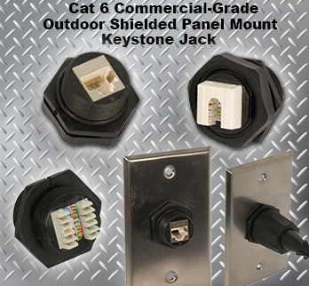 Superb Industrial Cat 6 Jack Outdoor Cat 6 Keystone Jack Outdoor Wiring Digital Resources Attrlexorcompassionincorg