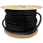 6 Strand Indoor/Outdoor Interlocking Armor (Plenum) 62.5/125 OM1 Multimode Fiber Optic Cable by the Foot