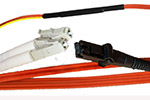 LC (equip.) to MT-RJ Mode Conditioning Cable