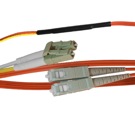 40 meter LC (equip.) to SC Mode Conditioning Cable