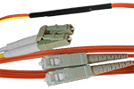 LC (equip.) to SC Mode Conditioning Cable