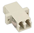 LC Duplex Fiber Optic Coupler - Multimode OM1