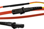 MT-RJ (equip.) to MT-RJ Mode Conditioning Cable