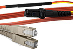 MT-RJ (equip.) to SC Mode Conditioning Cable