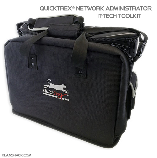 Network Administrator IT-Tech Network Toolkit – V3, LANPRO Series by QuickTreX®
