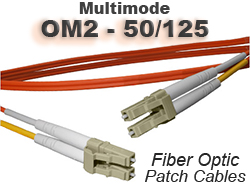 OM2 Patch Cables