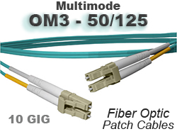OM3 Patch Cables
