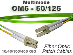 OM5 Patch Cables