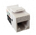 QuickTreX® Cat 5E Keystone Jack