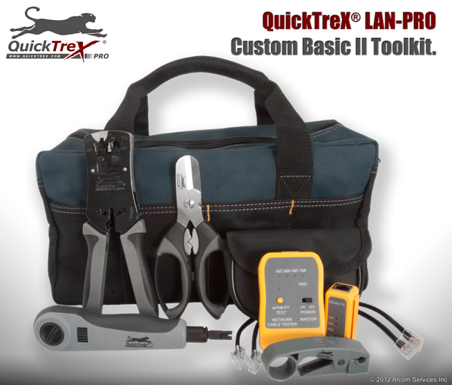 quicktrex custom basic ii toolkit