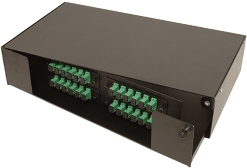 4 panel Rack Mount Termination Box