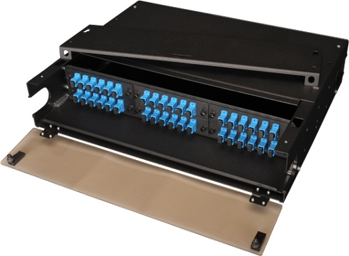 6 panel Rack Mount Termination Box