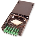 1 panel Wall Mount Termination Box with Splice