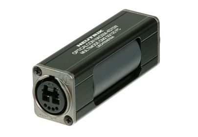 OpticalCON QUAD OM3 Multimode Inline Coupler
