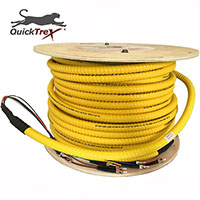 4 Strand Indoor Plenum Singlemode Interlock Armor Cable