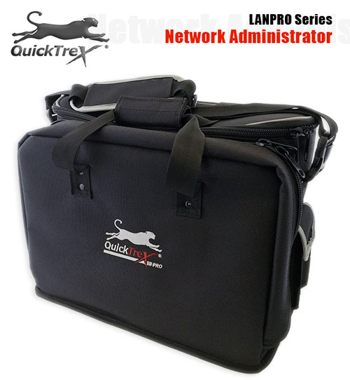 Network Administrator IT-Tech Network Toolkit – V2, LANPRO Series by QuickTreX®