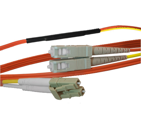4 meter SC (equip.) to LC Mode Conditioning Cable