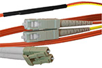 SC (equip.) to LC Mode Conditioning Cable