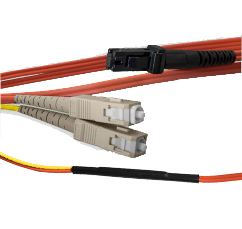 3 meter SC (equip.) to MT-RJ Mode Conditioning Cable