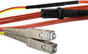 4 meter SC (equip.) to MT-RJ Mode Conditioning Cable