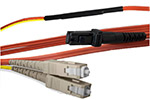 SC (equip.) to MT-RJ Mode Conditioning Cables