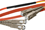 SC (equip.) to SC Mode Conditioning Cable
