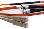 SC (equip.) to ST Mode Conditioning Cable