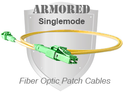Armored Singlemode Patch Cables