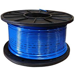 THHN 14AWG Solid Copper Wire - BLUE -  500ft