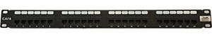 QuickTreX® 24 Port Cat 6 Patch Panel