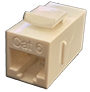 QuickTreX® Cat 6 Coupler Keystone