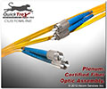 6 meter FC to FC Singlemode Duplex Patch Cable - CustomLine