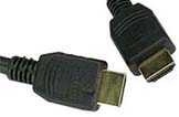 How do wire gauges impact HDMI cable performance?