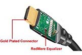 What are RedMere HDMI cables?