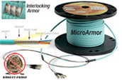 Armored Fiber Optic Cabling & Protecting Your Investment