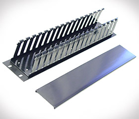 Horizontal 1 Sided Wire Channel