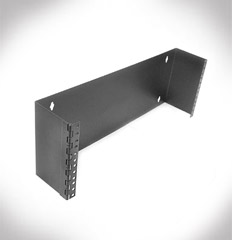 QuickTreX® 4 Rack Space Hinged Wall Bracket