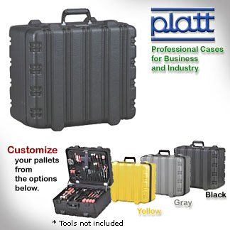 SUPER-SIZE Tool Case - 9 inch depth