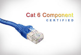 27 Ft Cat 6 Custom Patch Cable