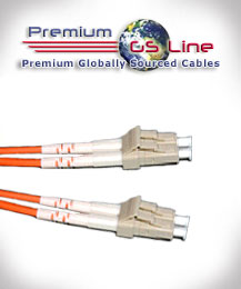 5 meter LC to LC Multimode Duplex Patch Cable - PGS Line