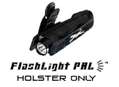QuickTreX® FlashLight PAL™ Swivel Holster
