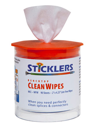 Sticklers® CleanWipes™ 90