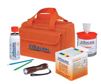 Sticklers® Fiber Optic Cleaning Kit
