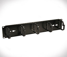 "3.5"" (2-U) Wire Management Panel"