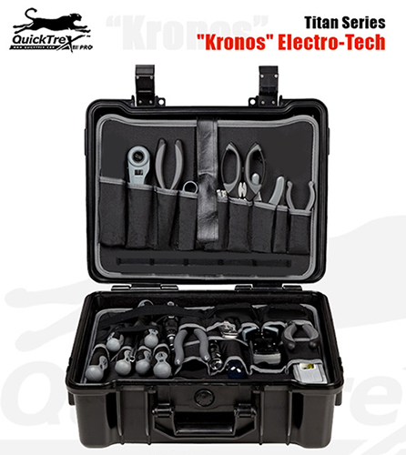 """Kronos"" IT-Tech Network Toolkit by QuickTreX®"