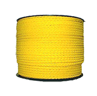 Polypropylene Pull Rope - 1200 feet x 1/4 inch