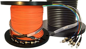QuickTreX® PRO System™ - Pre-Terminated Fiber Optic Assemblies