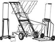 <b>Collapsible Utility Carts</b>